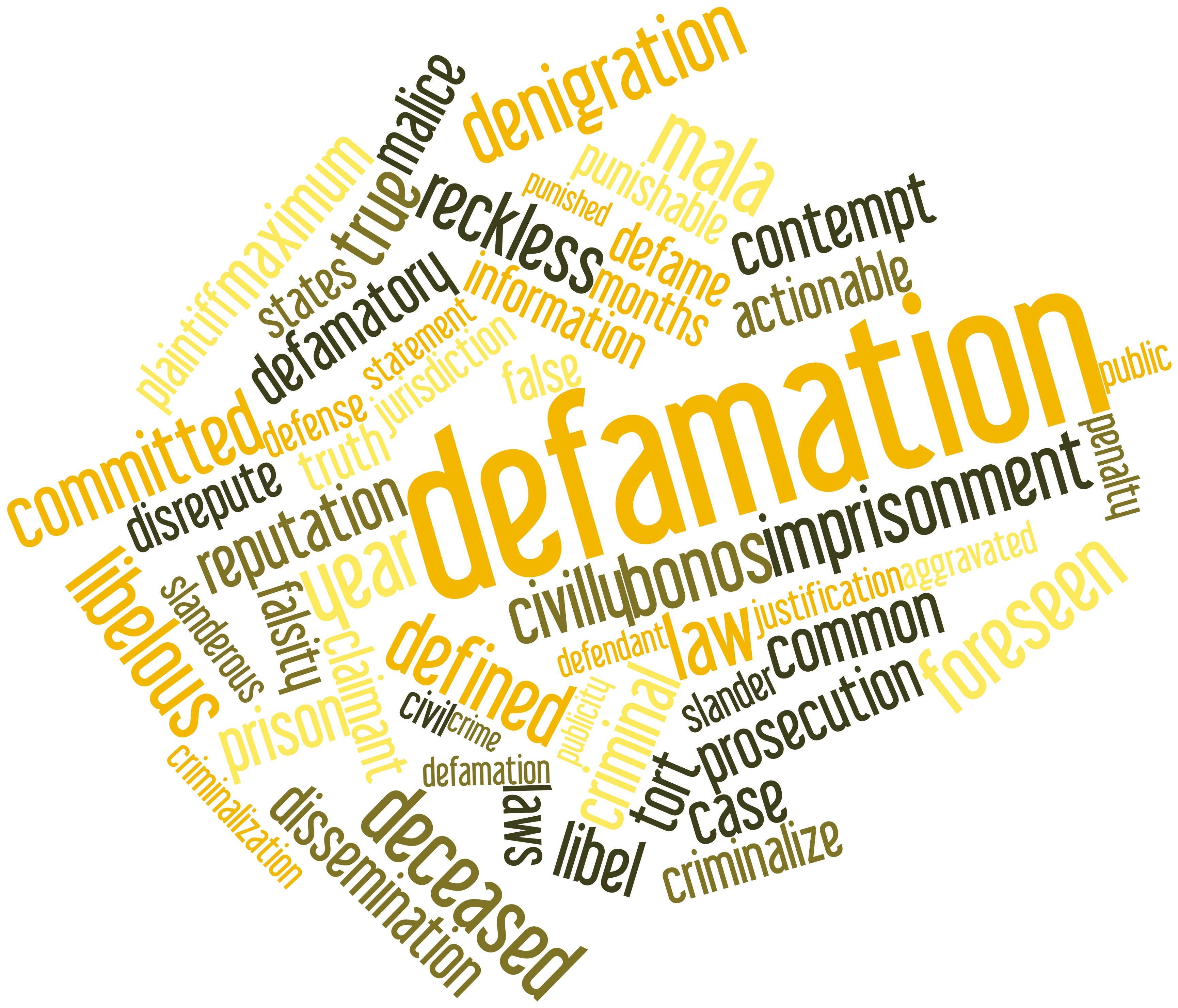 Reputation, celebrity and defamation law (Book, 2008 ...